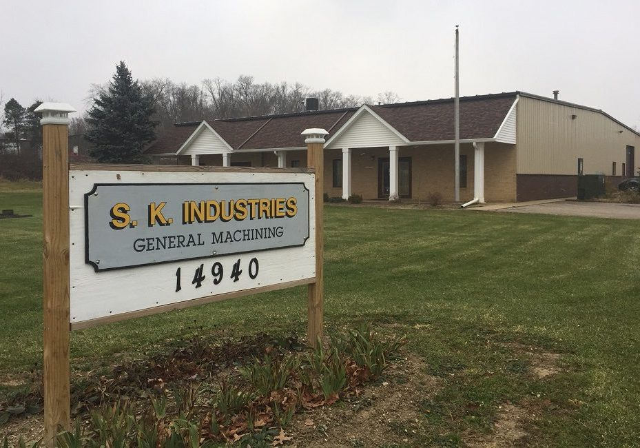 SK Iindustries located at 14940 Cross Creek-industrial-parkway in Newbury, OH 44065