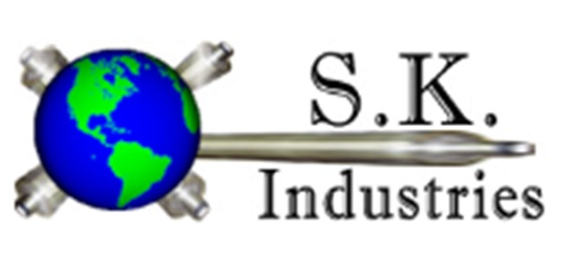 S.K. Industries logo