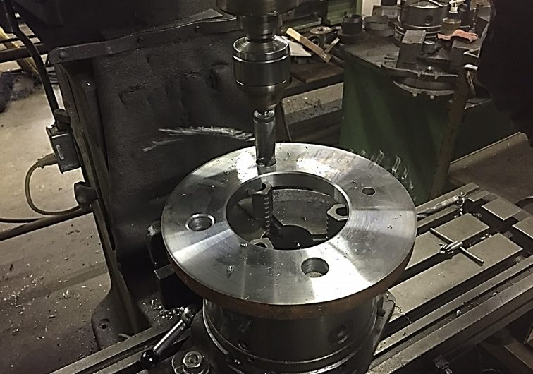 Threading and Tapping